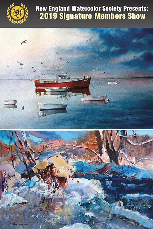 New England Watercolor Society