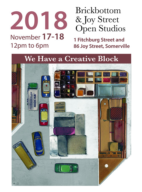 Brickbottom Open Studios