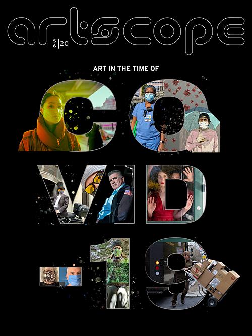 Artscope Tablet Edition on iPad