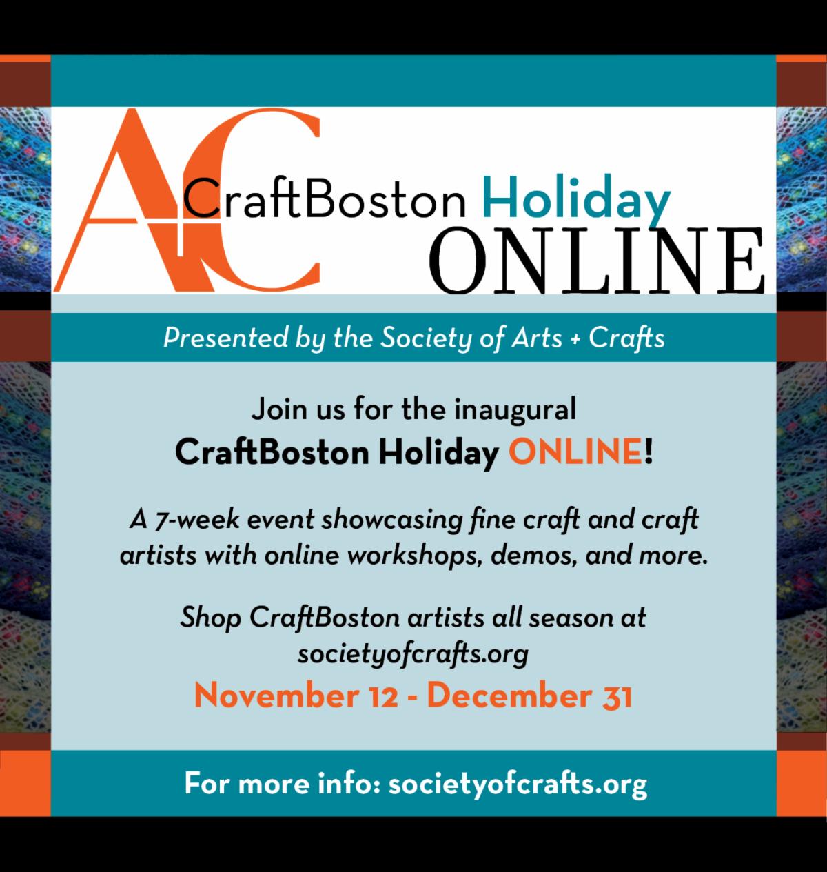 Society of Arts + Crafts
