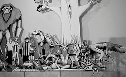 Hampden Gallery