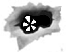 High Caliber Yelp Icon