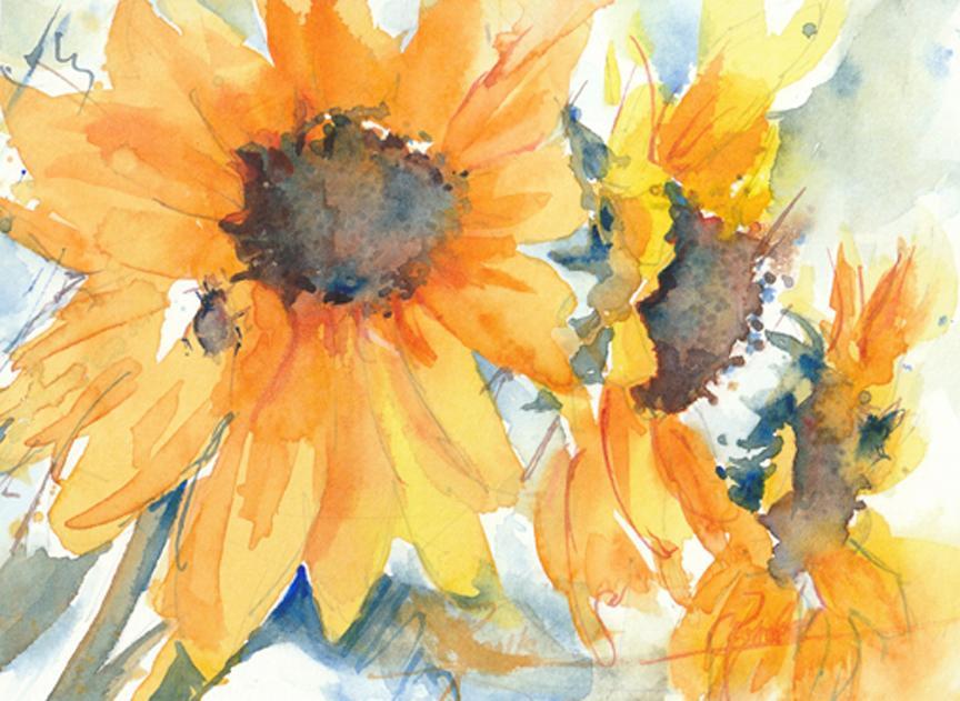 ThreeSunflowersScannedsm.jpg