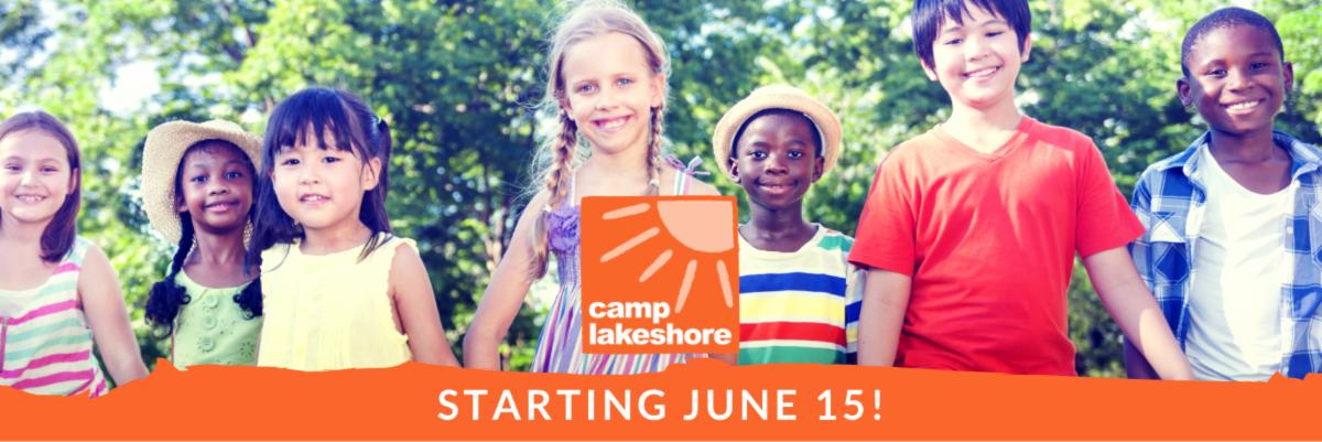 LSF Camp Lakeshore Starting June 15