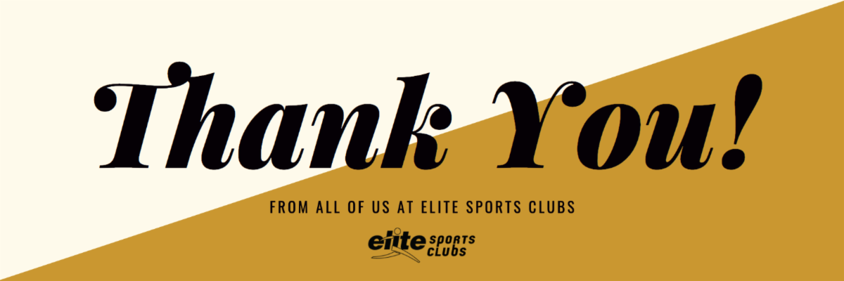 Thank You From Elite