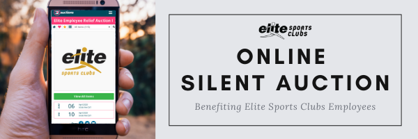 Silent Auction Benefiting Elite Employees