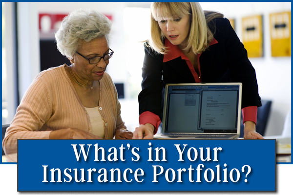 what_s In Your Insurance Portfolio graphic