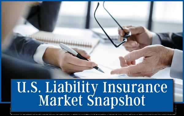 US Liability Insurance Market Snapshot picture