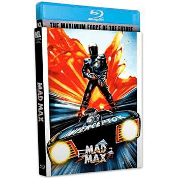 MAD MAX BLURAY