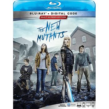 xmen new mutants bluray