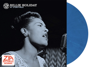 Billie Holiday Zia Exclusive Colored Vinyl
