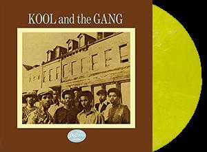 KOOL & THE GANG KOOL & THE GANG LIMITED 50TH ANNIVERSARY EDITION KOOL-AID COLORED VINYL