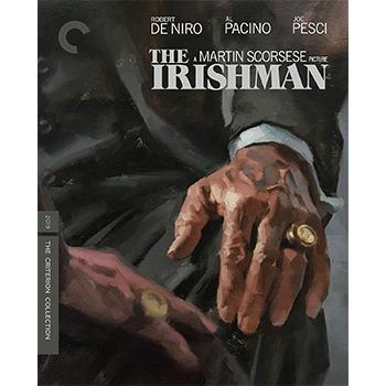 THE IRISHMAN CRITERION BLURAY