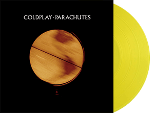 Coldplay PARACHUTES (180 GRAM YELLOW VINYL)