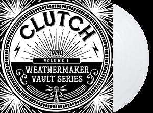 CLUTCH WEATHERMAKER VAULT SERIES 1 WHITE VINYL