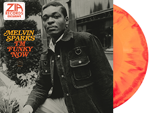 Melvin Sparks Zia Exclusive Colored Vinyl