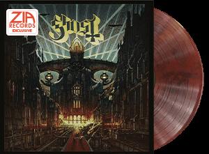 Ghost Meloria Zia Exclusive Coke Colored Vinyl