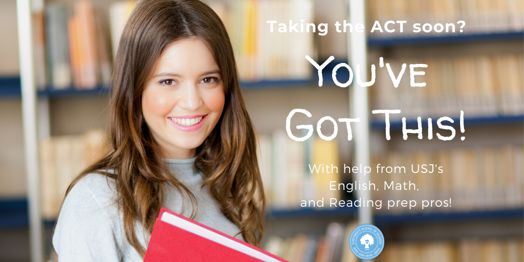 Spring 2020 Act Prep Classes