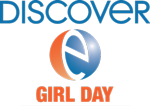 DiscoverE Girl Day Logo