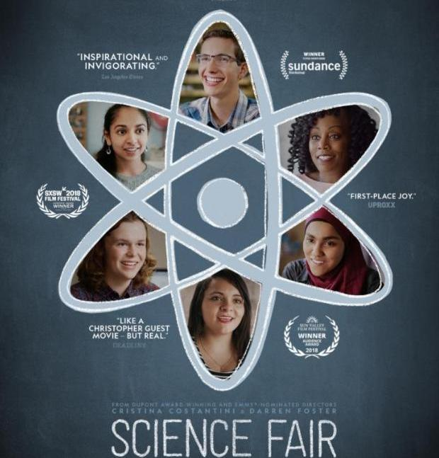 NatGEo Science Fair poster