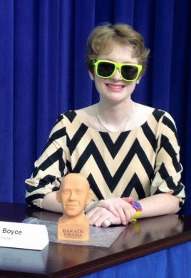 Meredith Boyce