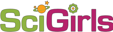 SciGirls Logo