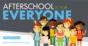 Afterschool is for Everyone Logo