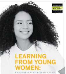 Learning from Young Women Cover