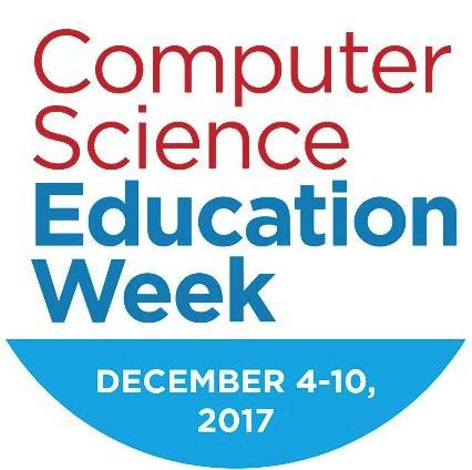 CSEdWeek2017 Logo