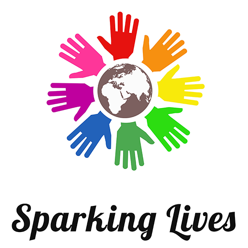Sparking Lives Logo