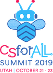 CSforAll Summit 2019 Logo