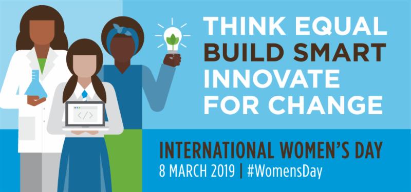 Internation Women's Day 2019