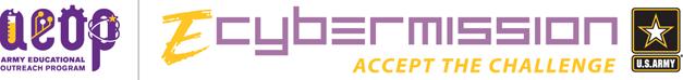 eCYBERMISSION Logo