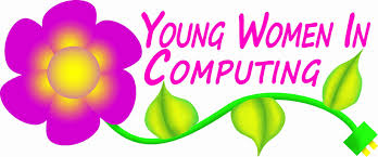 Young Women in Computing Graphic