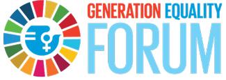 Generation Equality Forum Logo