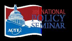 2019 ACTE Policy Seminar Logo