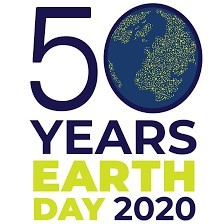 Earth Day 2020 Logo