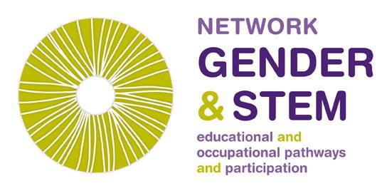 network gender and stem logo