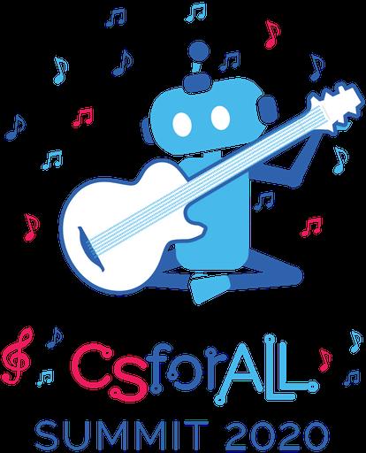 CSforALL 2020 Logo