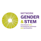 Network Gender & STEM logo