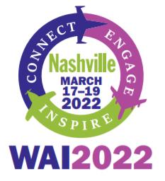 WAI 2022 Logo