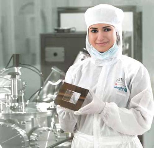 Female Scientist UNESCO 2021