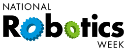 National Robotics Week Logo