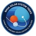 NASA Solar System Trecks Logo