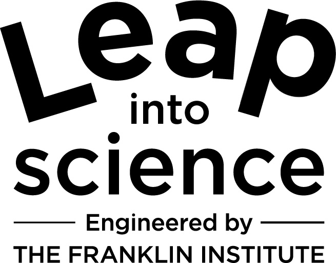 Leap into Science Logo