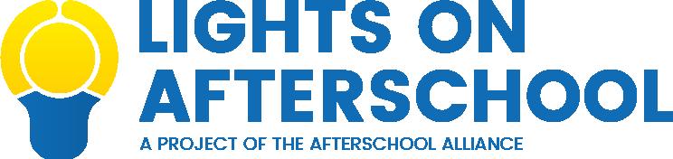 Lights On Afterschool Logo