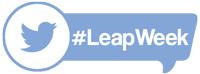 #LeapWeek Hashtag