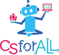 CSforAll summit Logo