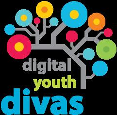 Digital Youth Divas Logo