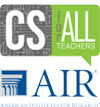 CS for All and AIR combo logos